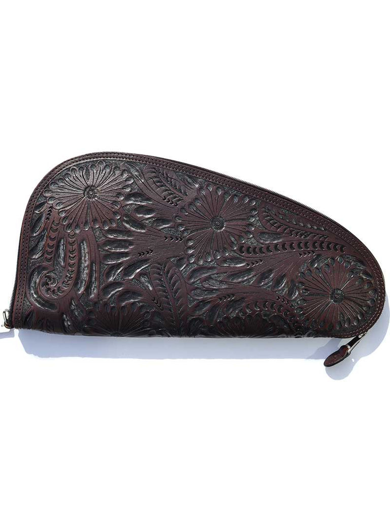 Large Western Leather Pistol Case 80555