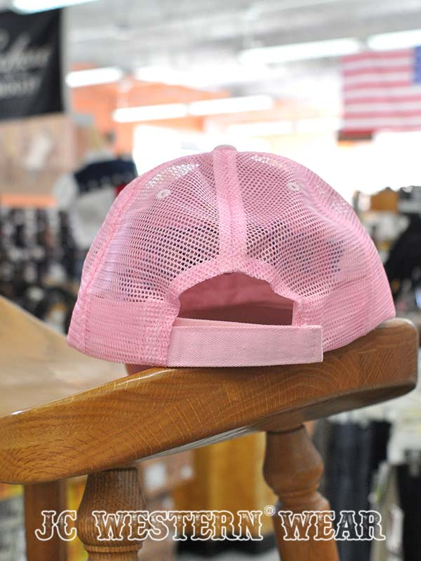 a6b7dbf26 Ladie's M&F Light Pink Cowgirl Heart Wings Cap 1540630