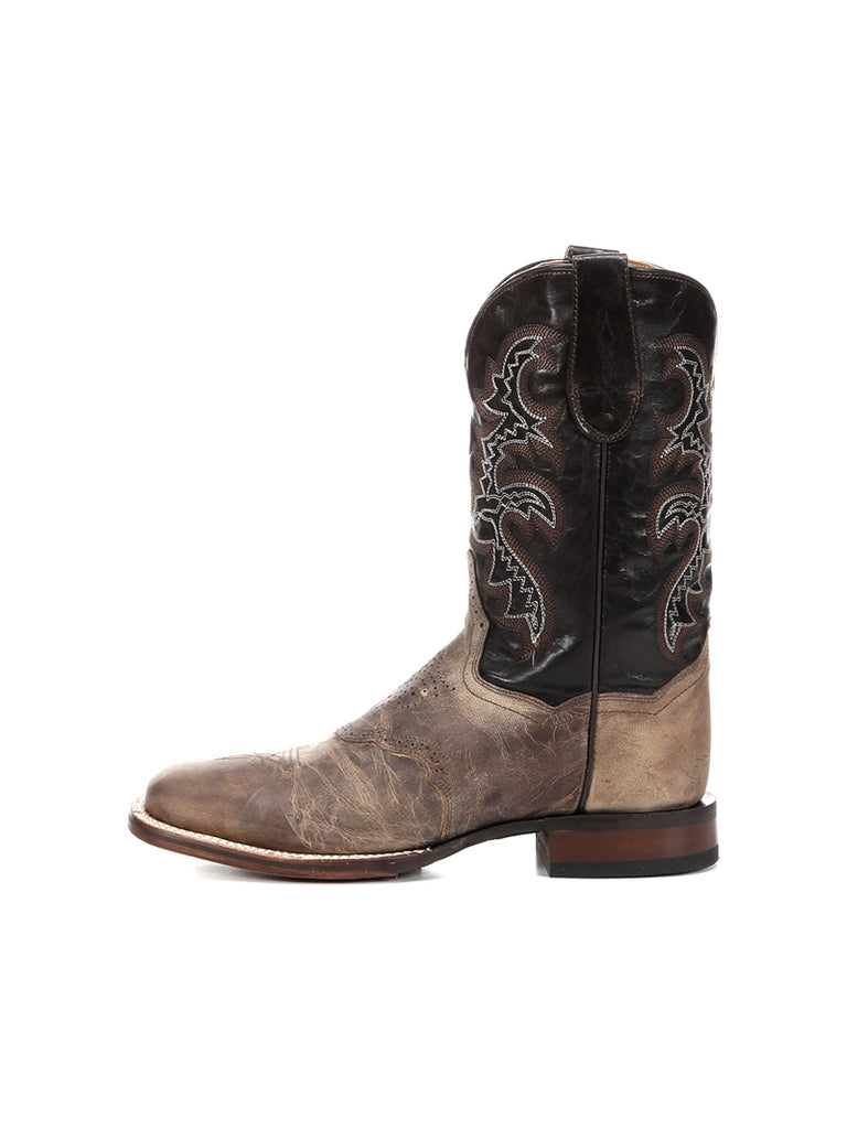 Dan Post DP2815 Mens Franklin Western Boot Sand