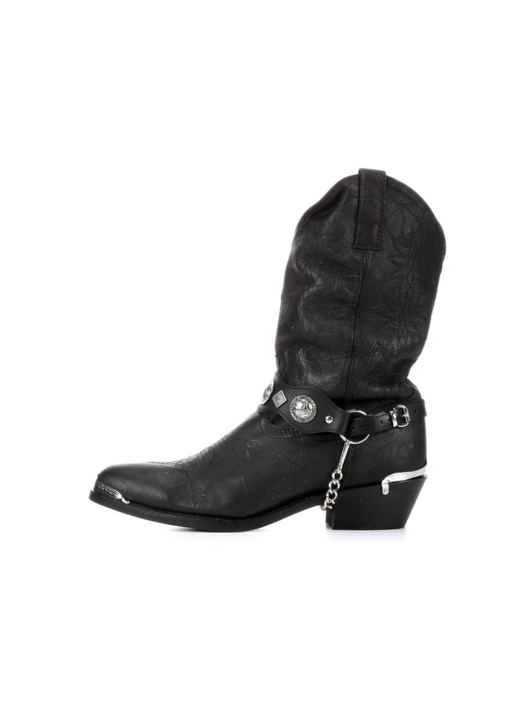 Dingo DI02175 Mens Suiter Western Boot Black