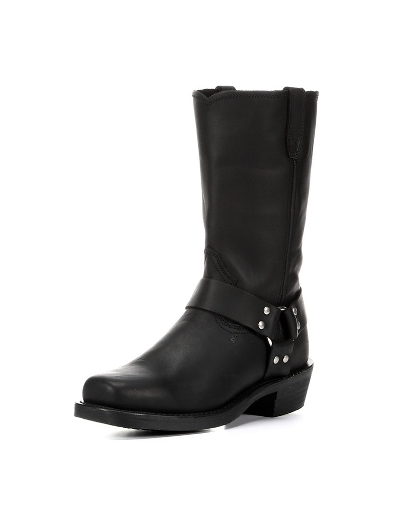Dingo DI19057 Mens Dean Western Boot Black