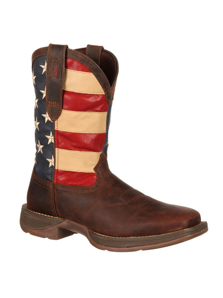 Men's Durango Patriotic Pull-On Boot DB5554 Durango - J.C. Western® Wear
