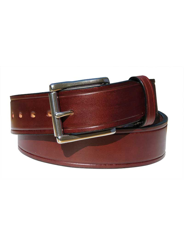 Gingerich Handcrafted USA Made Heavy Duty Work Belt 8017-36 Brown