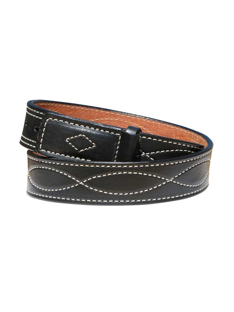 Gingerich Heavy Duty Leather Mechanic Belts 8204 Black or Brown