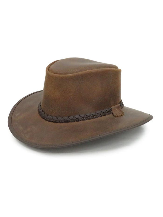 Head'n Home American Outback Bravo Hat - Brown