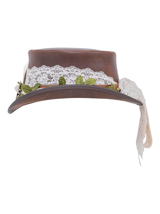 Head'n Home The Marlow Brown True Love Top Hat