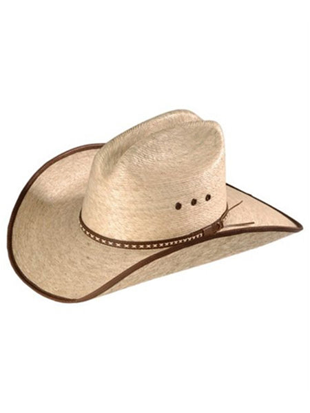 "Jason Aldean by Resistol ""Hicktown"" Straw Hat RSHKTWBJA41-VB"