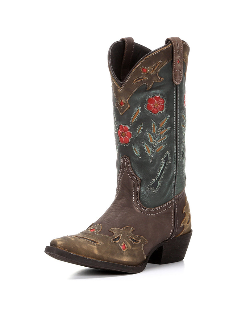 Laredo Womens Miss Kate Western Leather Boot 52138