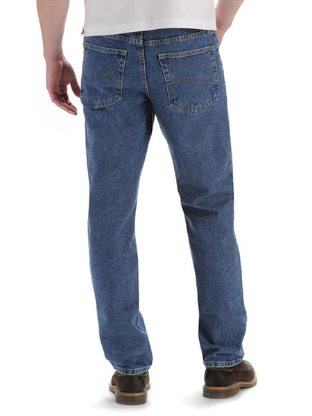Lee Regular Fit Straight Leg Jeans 2008944/2100244 Pepper Stone Back