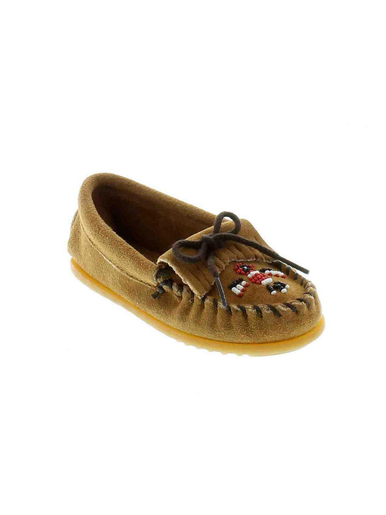 Minnetonka 2602 Kid's Thunderbird II Brown
