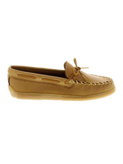Men's Minnetonka Moosehide Natural Classic Mocassin 890