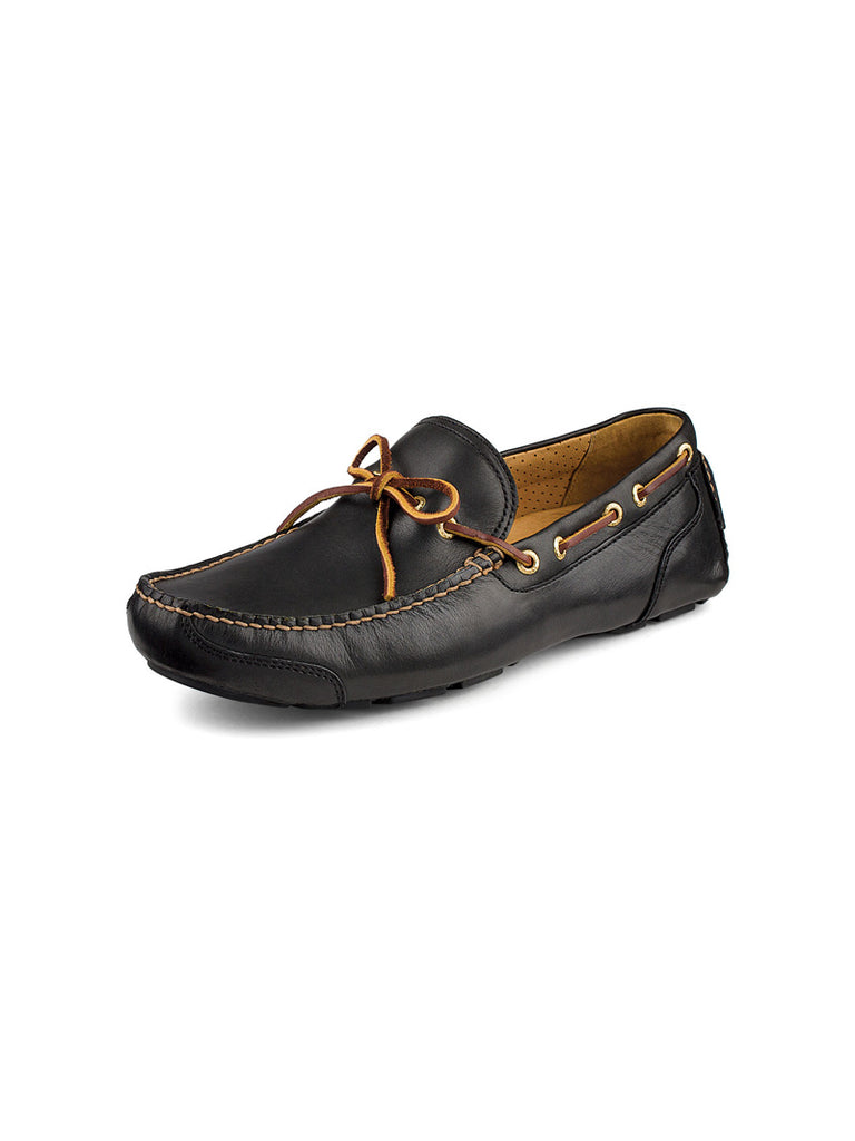 d350cefce92 Men s Sperry Black Gold Cup Kennebunk ASV 1-Eye Loafer STS10763. Zoom
