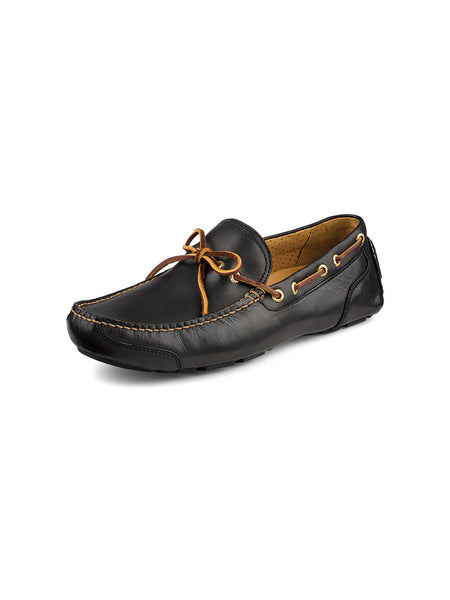 Men's Sperry Black Gold Cup Kennebunk ASV 1-Eye Loafer STS10763