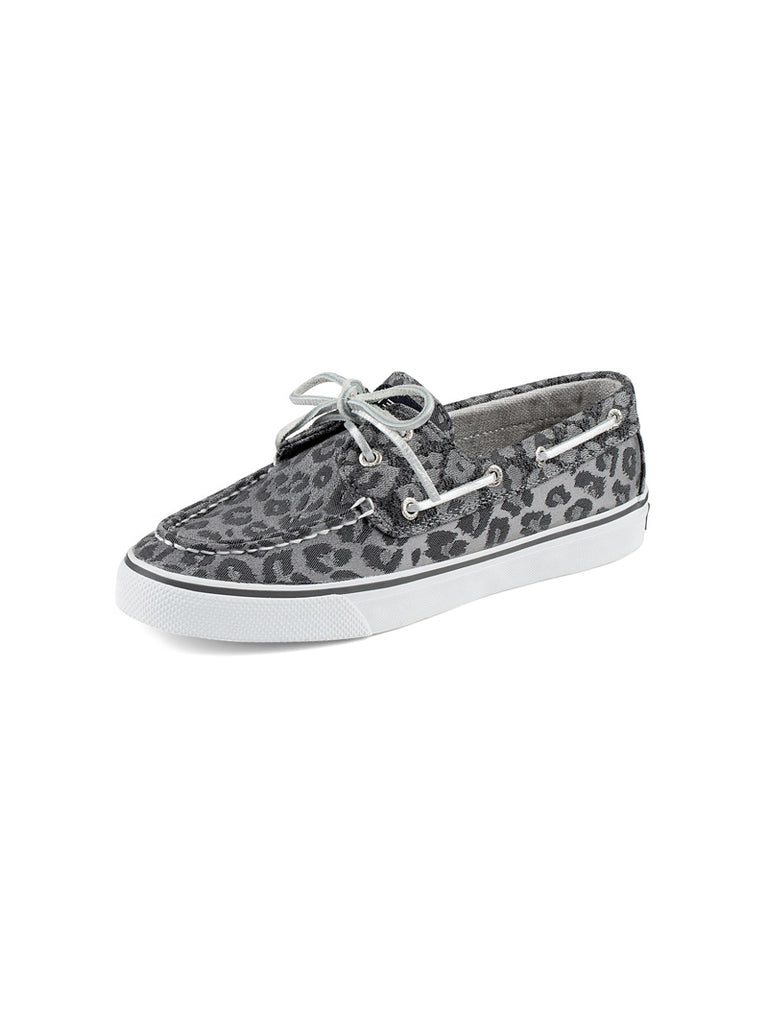 Sperry STS90441 Womens Black Leopard