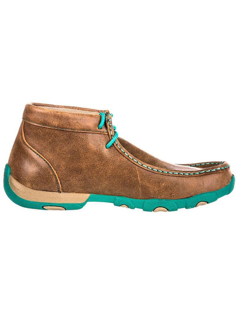Women's Twisted X Driving Mocs D-Toe WDM0020 Twisted X - J.C. Western® Wear