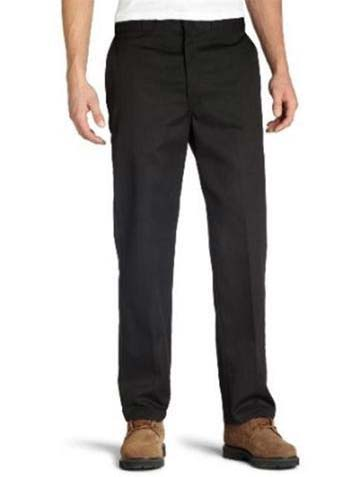Dickies Mens Original Traditional Work Pants 874BK Black