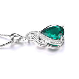 Top Quality Emerald Pendant