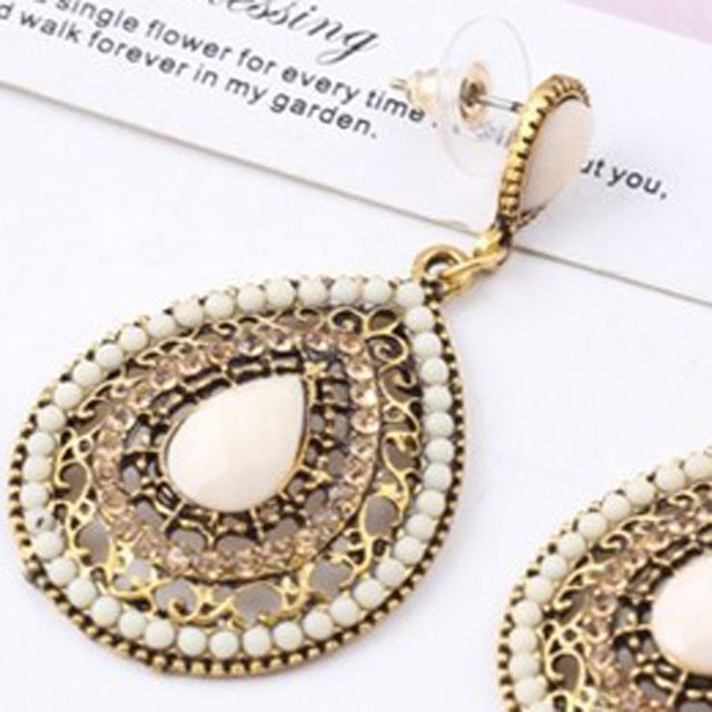 Antique And Vintage Drop Earrings