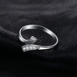 Classic Double Row Wedding Ring
