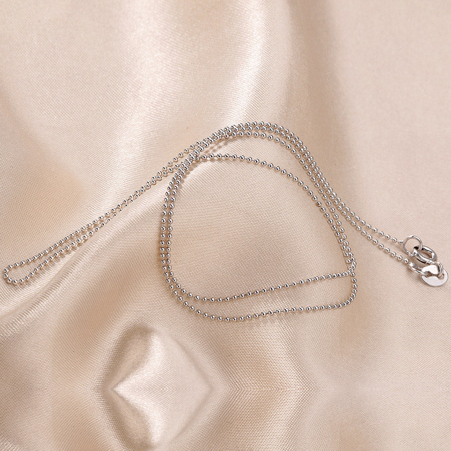 Classic Sterling Silver Chain