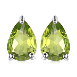 Alluring Natural Peridot Earrings
