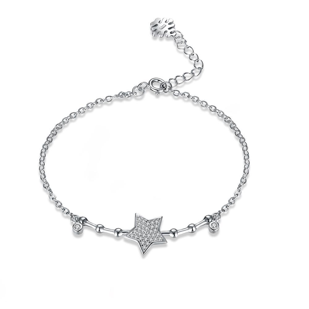 Special Star Shaped Trendy Bracelet