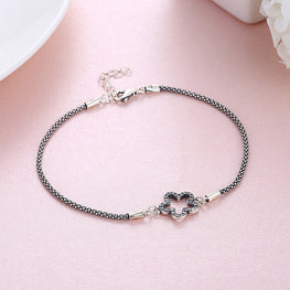 Simple and Beautiful Flower Shaped Bracelet