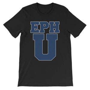Eph U T-shirt-Black-S-Awkward T-Shirts