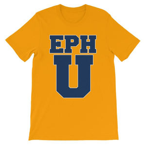 Eph U T-shirt-Gold-S-Awkward T-Shirts