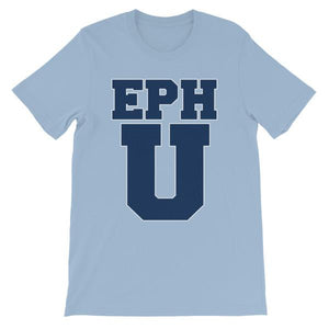 Eph U T-shirt-Light Blue-S-Awkward T-Shirts