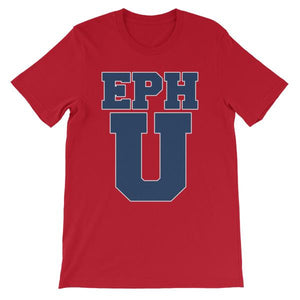 Eph U T-shirt-Red-S-Awkward T-Shirts