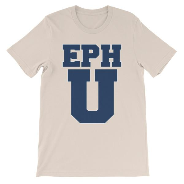 Eph U T-shirt-Soft Cream-S-Awkward T-Shirts