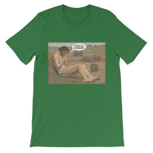 I Feel So Violated T-shirt-Leaf-S-Awkward T-Shirts