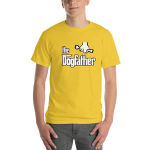 The Dogfather Dog Lover T-Shirt-Daisy-S-Awkward T-Shirts