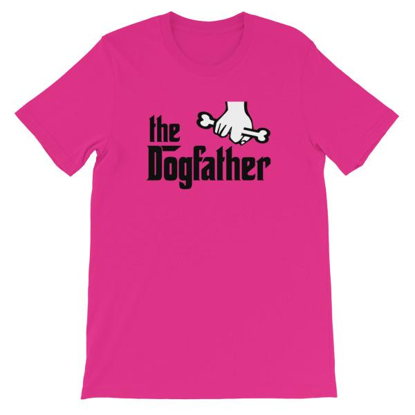 The Dogfather T-shirt-Berry-S-Awkward T-Shirts