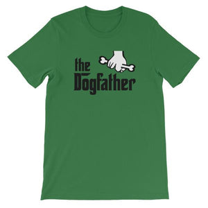 The Dogfather T-shirt-Leaf-S-Awkward T-Shirts