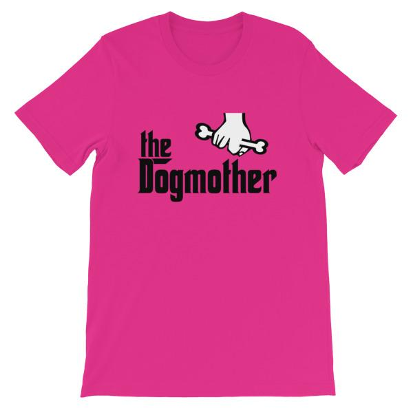 The Dogmother T-shirt-Berry-S-Awkward T-Shirts