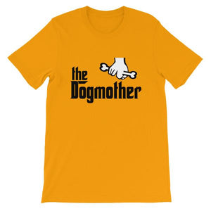 The Dogmother T-shirt-Gold-S-Awkward T-Shirts