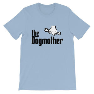 The Dogmother T-shirt-Light Blue-S-Awkward T-Shirts