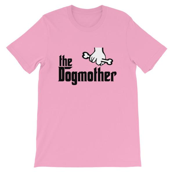 The Dogmother T-shirt-Pink-S-Awkward T-Shirts