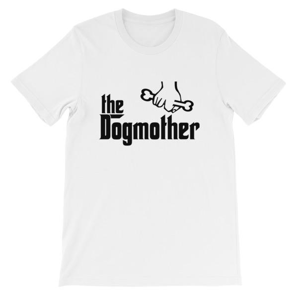The Dogmother T-shirt-White-S-Awkward T-Shirts