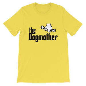 The Dogmother T-shirt-Yellow-S-Awkward T-Shirts