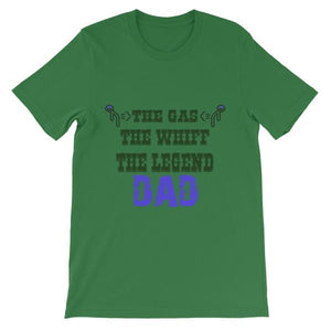 The Gas The Whiff The Legend Dad Fart T-shirt-Leaf-S-Awkward T-Shirts