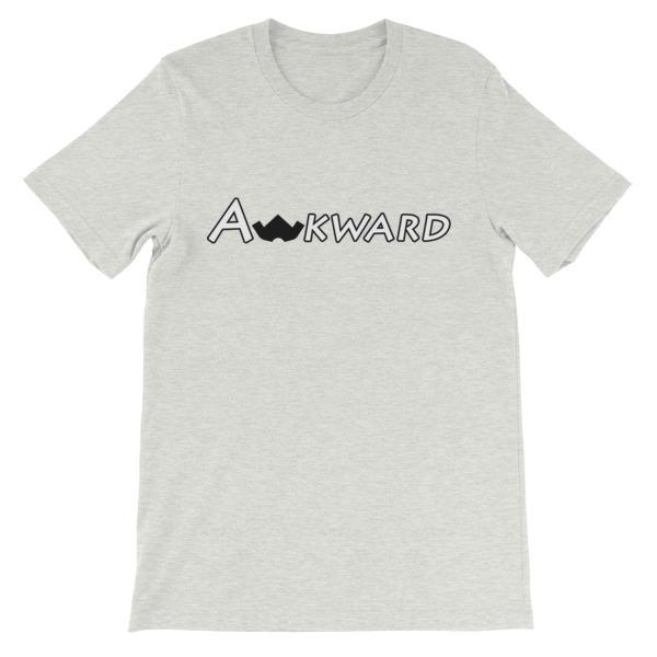 The Original Awkward T-Shirt-Ash-S-Awkward T-Shirts