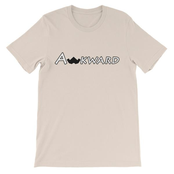 The Original Awkward T-Shirt-Soft Cream-S-Awkward T-Shirts