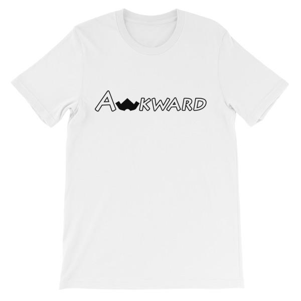 The Original Awkward T-Shirt-White-S-Awkward T-Shirts
