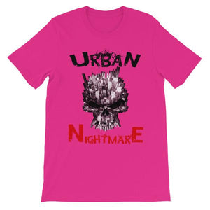 Urban Nightmare T-shirt-Berry-S-Awkward T-Shirts
