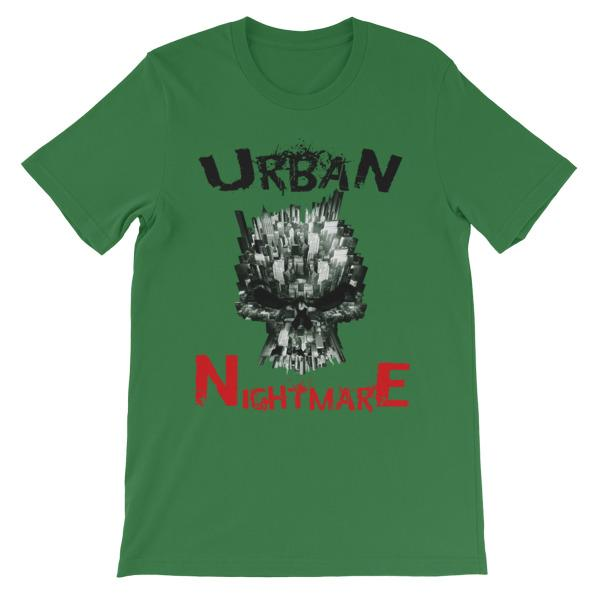 Urban Nightmare T-shirt-Leaf-S-Awkward T-Shirts