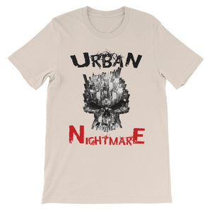 Urban Nightmare T-shirt-Soft Cream-S-Awkward T-Shirts