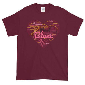 Wine Cloud T-shirt-Maroon-S-Awkward T-Shirts